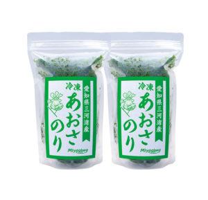 愛知県産冷凍あおさのり(500g×2パック)