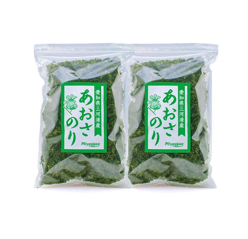 愛知県産あおさのり(150g×2パック)